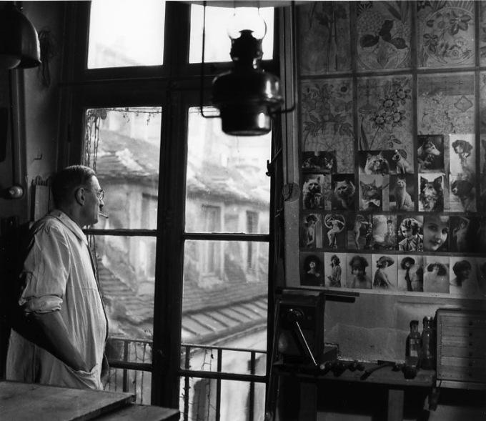 Intarsiatore-finestra-Parigi-1954