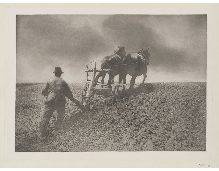 A-Stiff-Pull-1888-Peter-Henry-Emerson