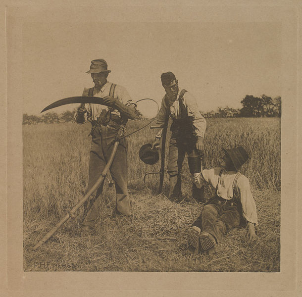 In-the-Barley-Harvest-1888-Peter-Henry-Emerson