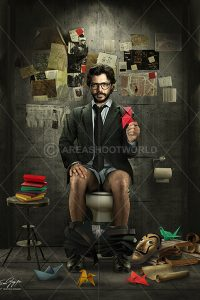 El professor_la_casa_de_papel